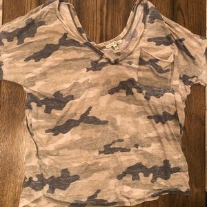 Express Camo Shirt